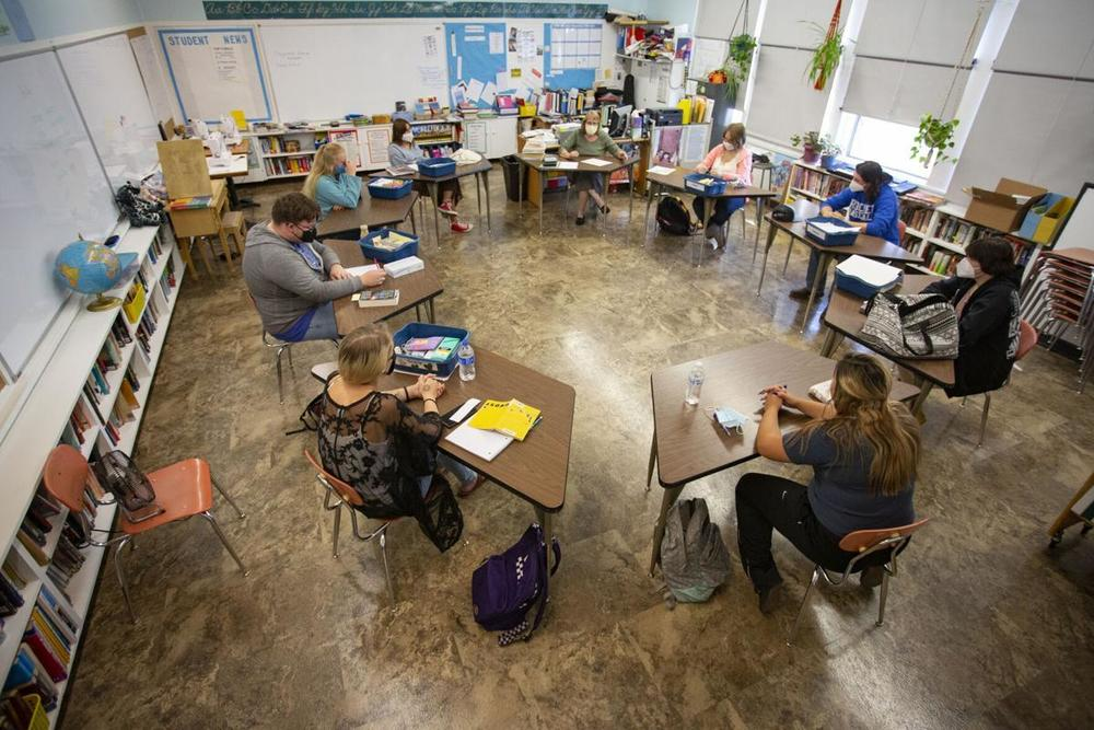Ukiah goes back to school